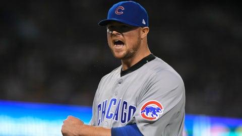 Jon Lester, SP, Cubs