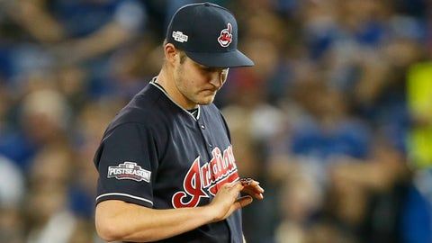 Will the Indians' rotation hold up?