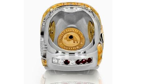 Inner detail of the ring