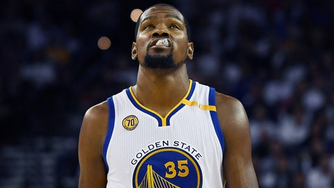 Kevin Durant ruins the offense