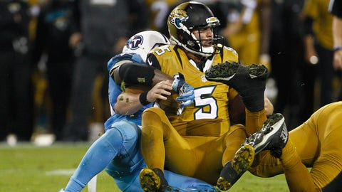 The Jacksonville Jaguars are simply unwatchable