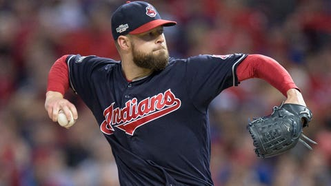 AL Cy Young: Corey Kluber, Cleveland Indians