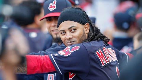 Cleveland Indians: Michael Martinez, IF (34)