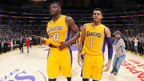 Los Angeles Lakers (20)