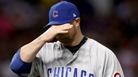 Jon Lester isn't going to throw another clunker