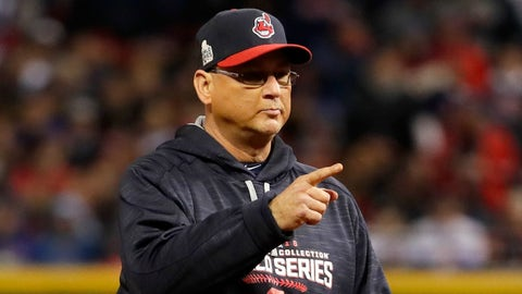 AL Manager: Terry Francona, Cleveland Indians