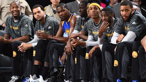 The bench is worse than the defense