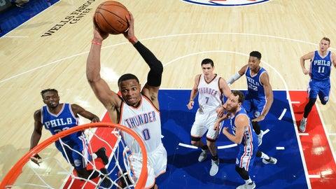 Welcome back, NBA