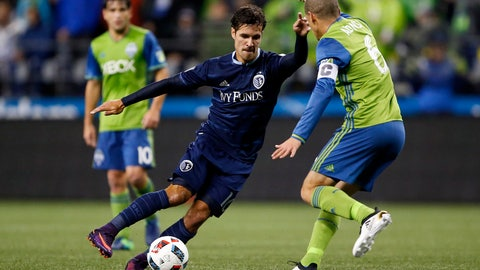 Benny Feilhaber was great and Sporting KC dropped the ball