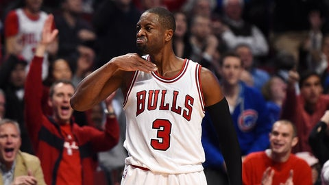 The Bulls could be the biggest threat to the Cavs in the East
