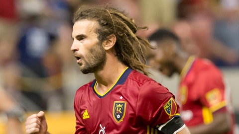 Real Salt Lake should soon face some roster turnover