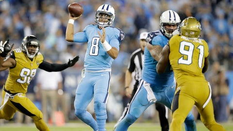 Tennessee Titans (4-4): 3 covers ATS