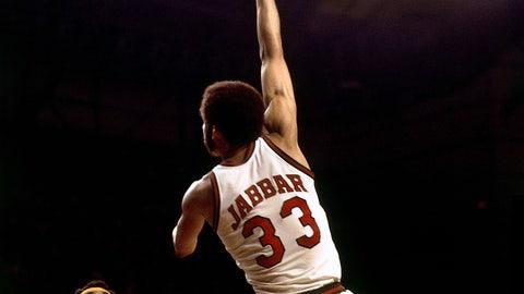 Milwaukee Bucks: Kareem Abdul-Jabbar