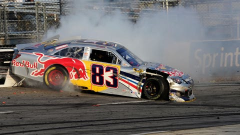 Brian Vickers vs. Matt Kenseth