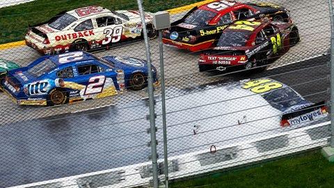 Clint Bowyer vs. Hendrick Motorsports