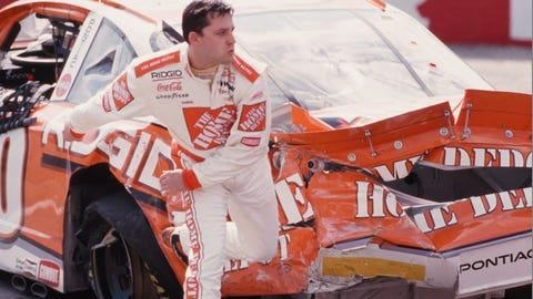 Tony Stewart vs. Kenny Irwin
