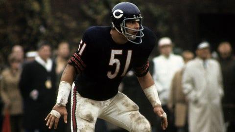 Chicago Bears: Draft picks for Hall of Famer Dick Butkus