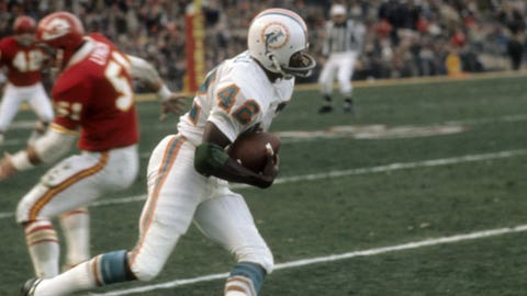 Miami Dolphins: Paul Warfield at a reasonable price