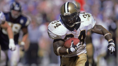 New Orleans Saints: Trading up for Ricky Williams