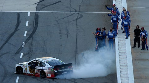 Oct. 2014 - Dale Earnhardt, Jr., 230