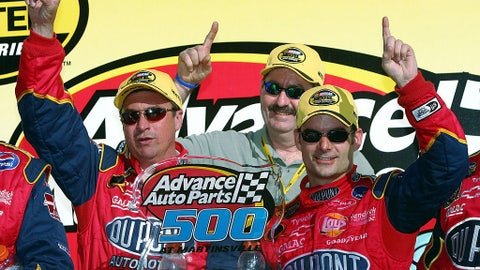 Oct. 2003 - Jeff Gordon, 116