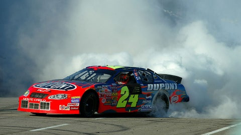 April 2005 - Jeff Gordon, 133