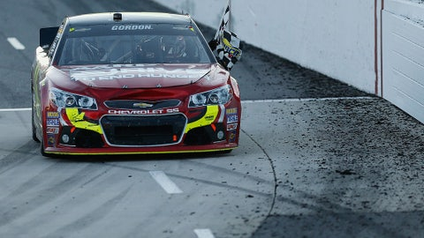 Oct. 2013 - Jeff Gordon, 217