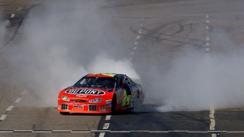 April 2003 - Jeff Gordon, 110