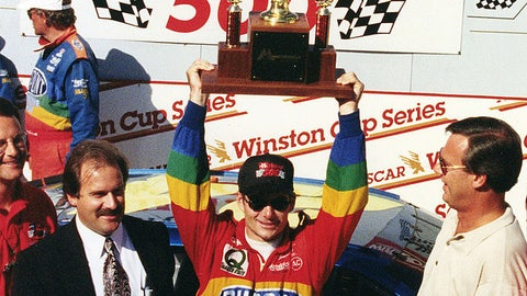 Sept. 1996 - Jeff Gordon, 58