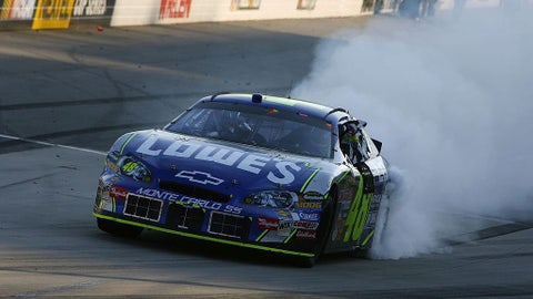 Oct. 2006 - Jimmie Johnson, 149