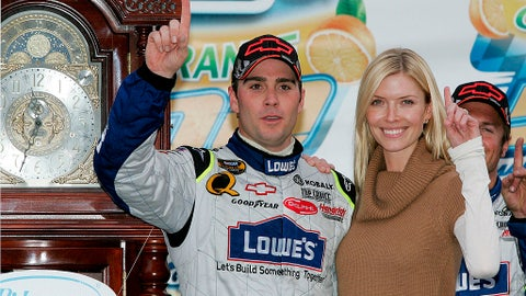 April 2007 - Jimmie Johnson, 153