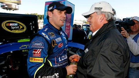 Hendrick Motorsports 23 total wins at Martinsville