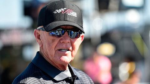 Who steps up for Joe Gibbs Racing?