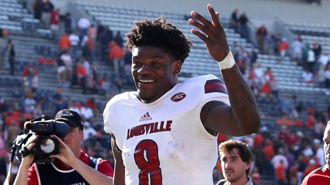 Louisville at Boston College (Saturday, Noon ET)