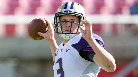 Jake Browning, Washington, QB