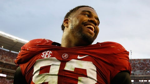 Jonathan Allen, Alabama, DL