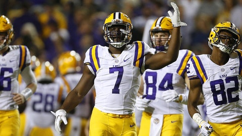 Leonard Fournette, LSU, RB