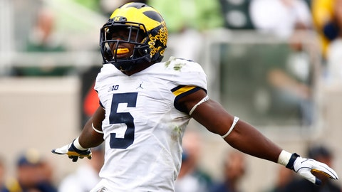 Michigan LB Jabrill Peppers
