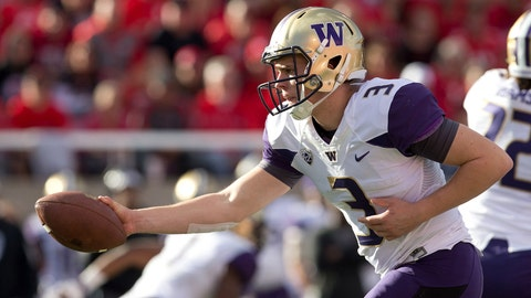 Washington QB Jake Browning