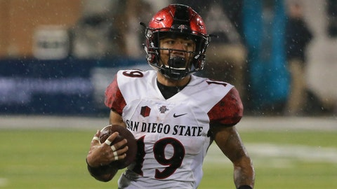 San Diego State RB Donnel Pumphrey