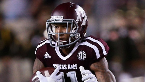 Los Angeles Rams: WR Josh Reynolds (4th round, No. 117)