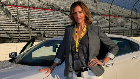 Pace car ready