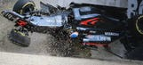 Ten scary F1 crashes where the drivers raced again