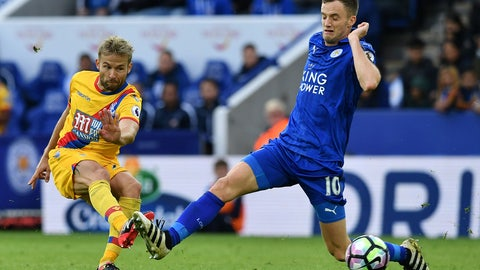Andy King, Leicester City