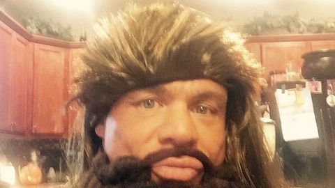 "Kurt Angle as a ""cross between Bray Wyatt and Joe Dirt"""