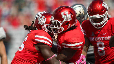 Houston Cougars (7-2, 4-2 AAC)