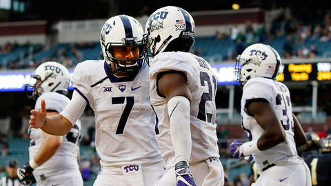 TCU Horned Frogs (5-4, 3-3 Big 12)