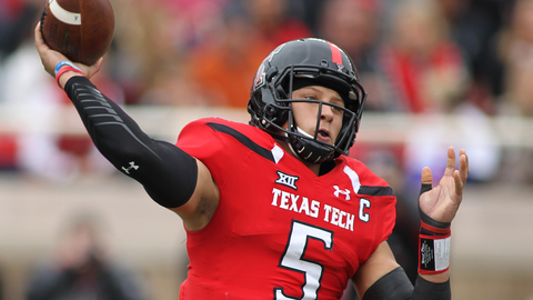 Texas Tech Red Raiders (4-5, 2-4 Big 12)