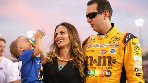 Meet the wives and girlfriends of NASCAR