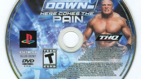 WWE SmackDown! Here Comes the Pain was the most recently released WWE video game
